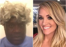 Shaquille O'Neal Lip-Syncs to Carrie Underwood in Hilarious Instagram Video
