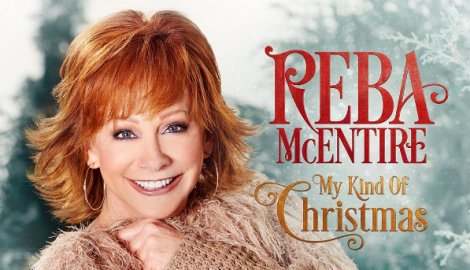 WIN a Signed Copy of Reba's 'My Kind of Christmas' Album