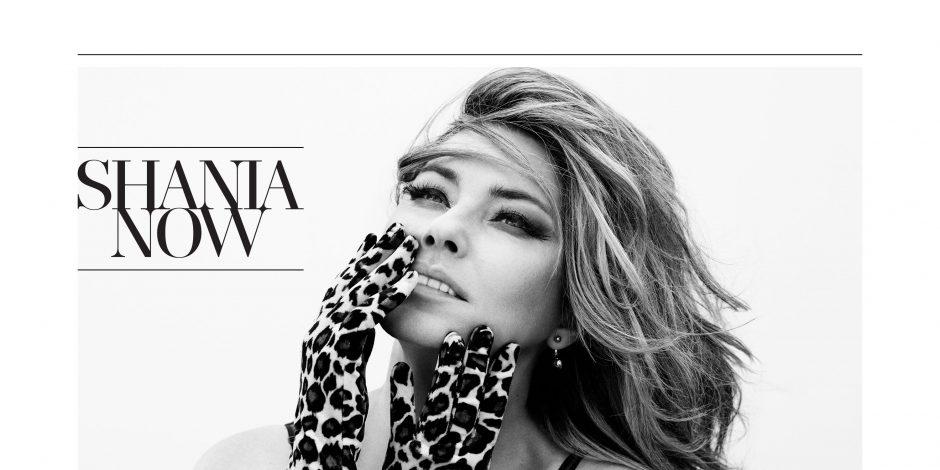 Shania Twain Dominates Global Album Charts with 'Now'