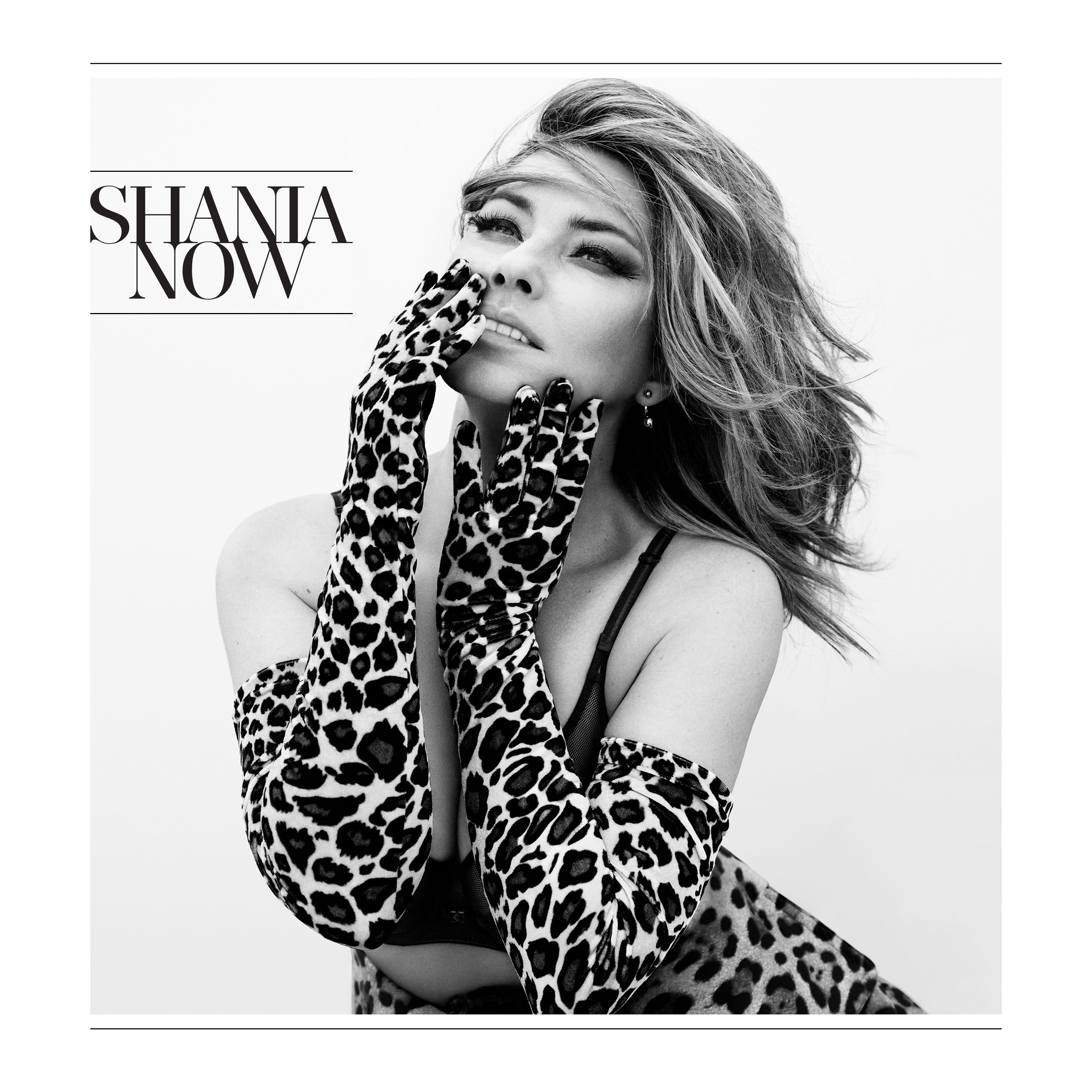 Shania Twain; Cover art courtesy Universal Music Group Nashville