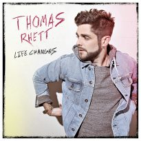 Thomas Rhett; Album Cover Art Courtesy of The Valory Music Co.