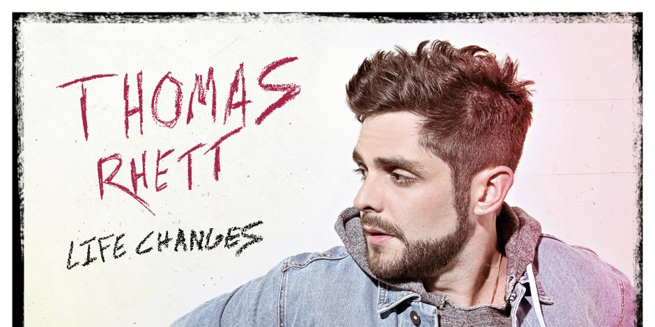 Album Review: Thomas Rhett's 'Life Changes'