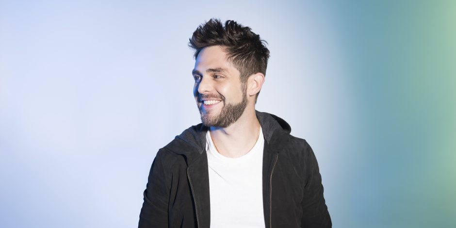 Thomas Rhett Readies His 'Life Changes' Record with Excitement and Nerves