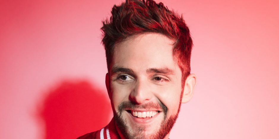 Thomas Rhett to Open Home Team Collaboration Pop-Up Shop in Los Angeles