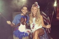 Country Stars Celebrate Independence Day