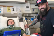 Zac Brown Band Surprises Paralyzed Teenage Fan With Hospital Visit