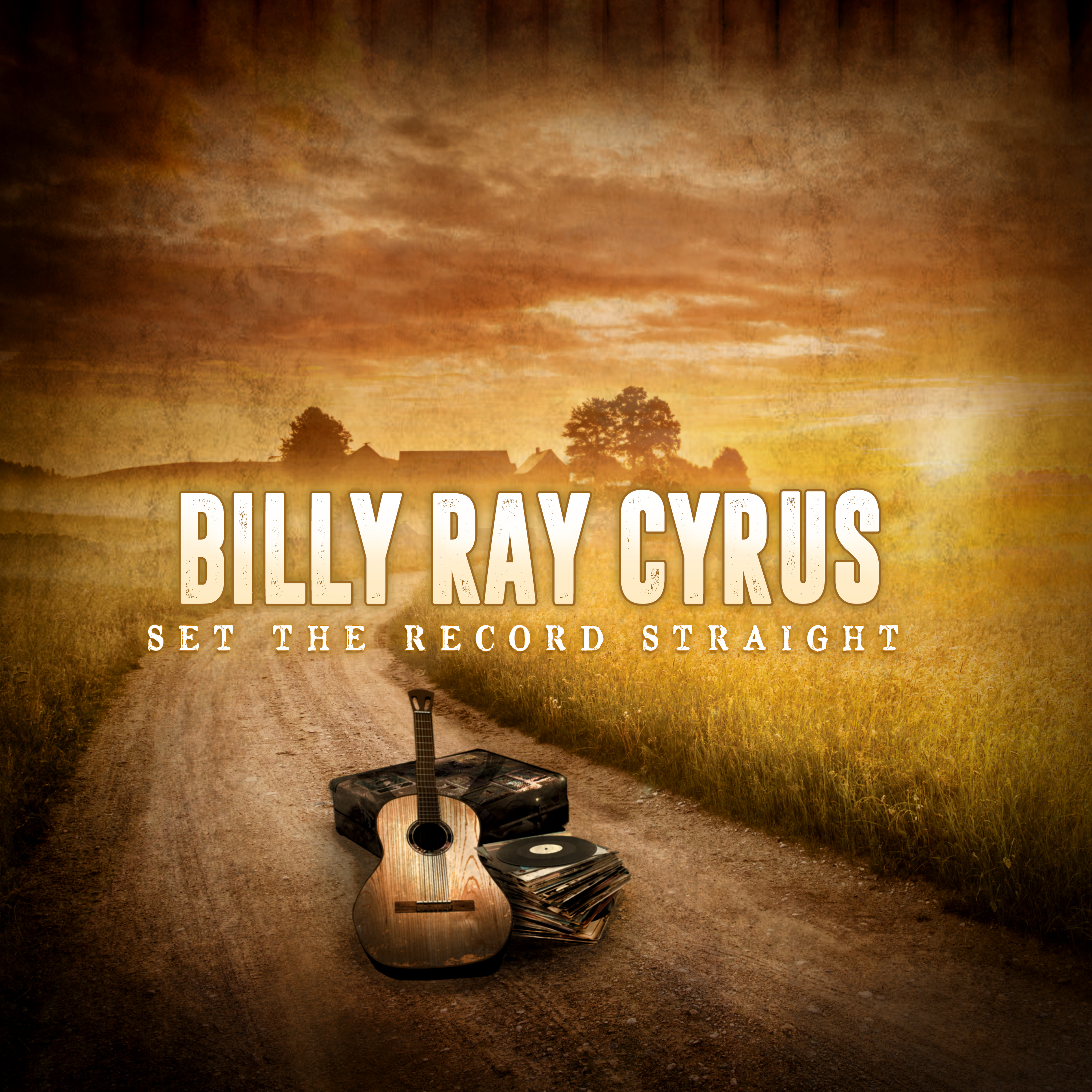 Billy Ray Cyrus; Cover art courtesy Webster PR