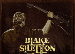 Blake Shelton Announces Six-Song Live EP
