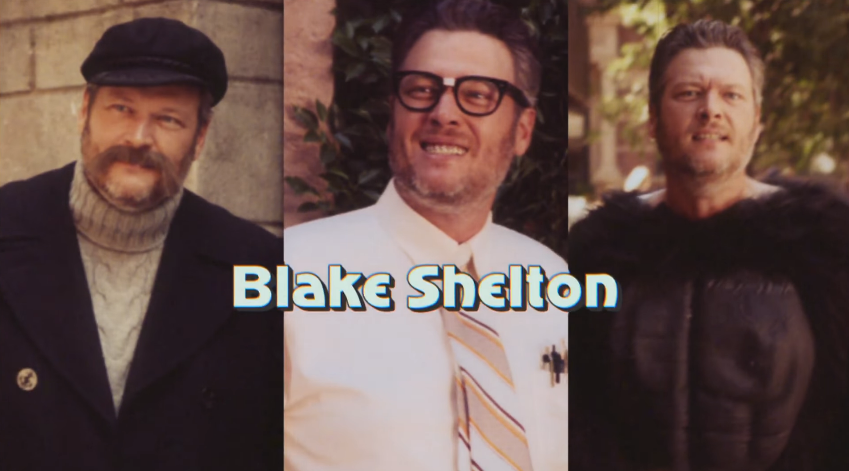 Blake Shelton and 'The Voice' Coaches Channel '70s Crime-Fighters in New Promo