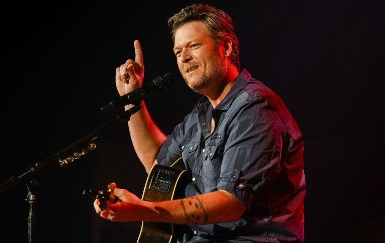 Blake Shelton Reveals the Song He'd Like To Retire