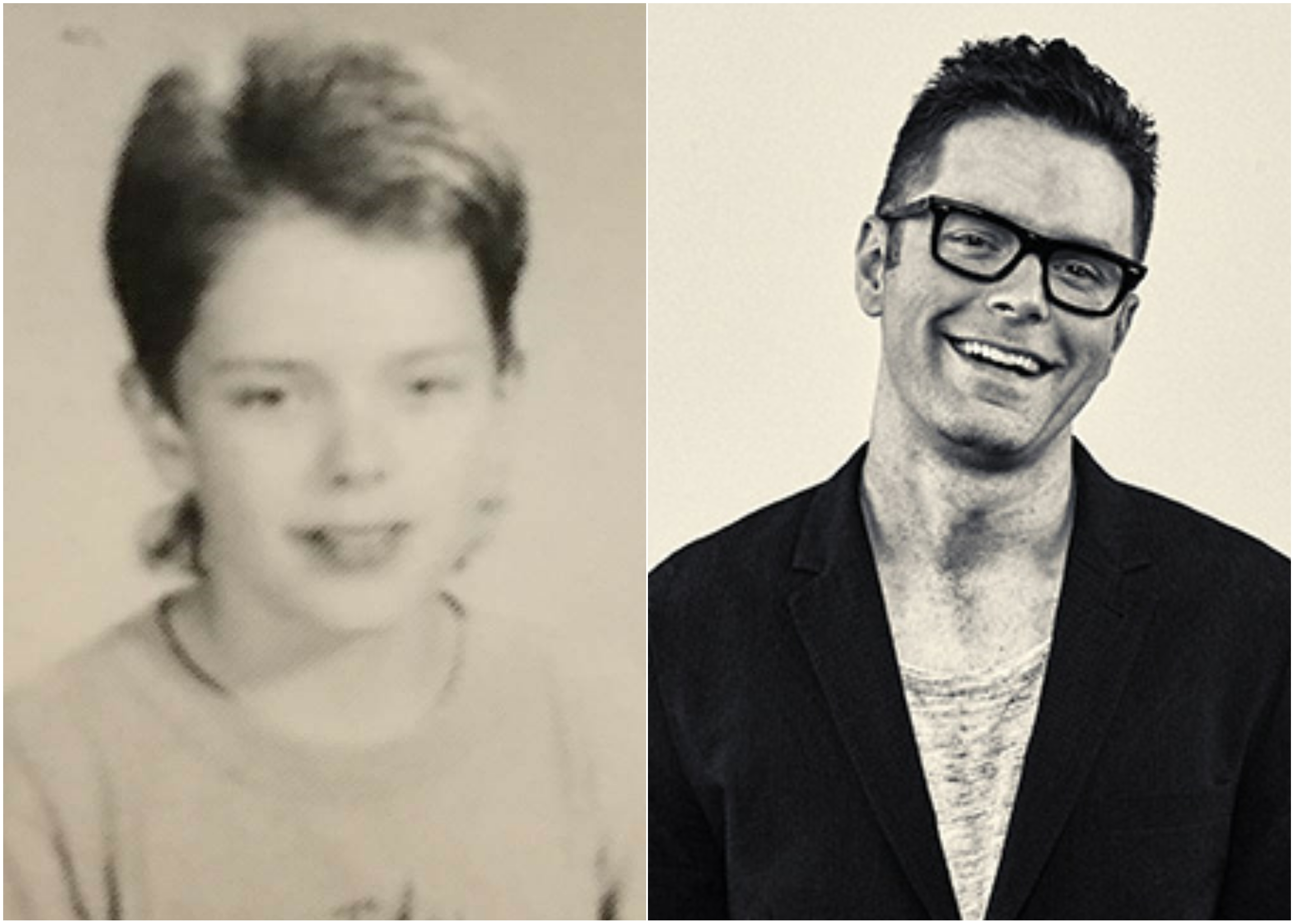 back to school  25  photos of country stars then and now