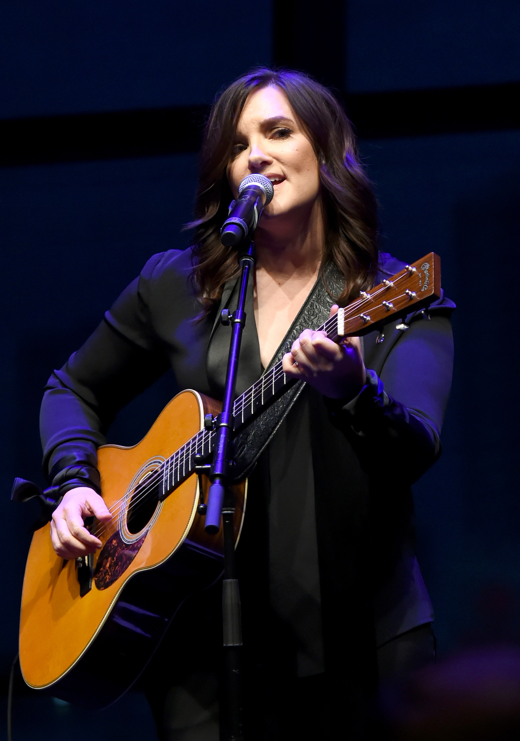 Brandy Clark; Photo by Rick Diamond/Getty Images for Country Music Hall Of Fame & Museum