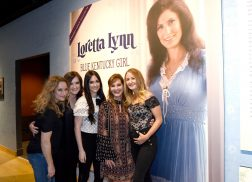 Loretta Lynn Honored By Family and Colleagues at 'Blue Kentucky Girl' Exhibit Opening
