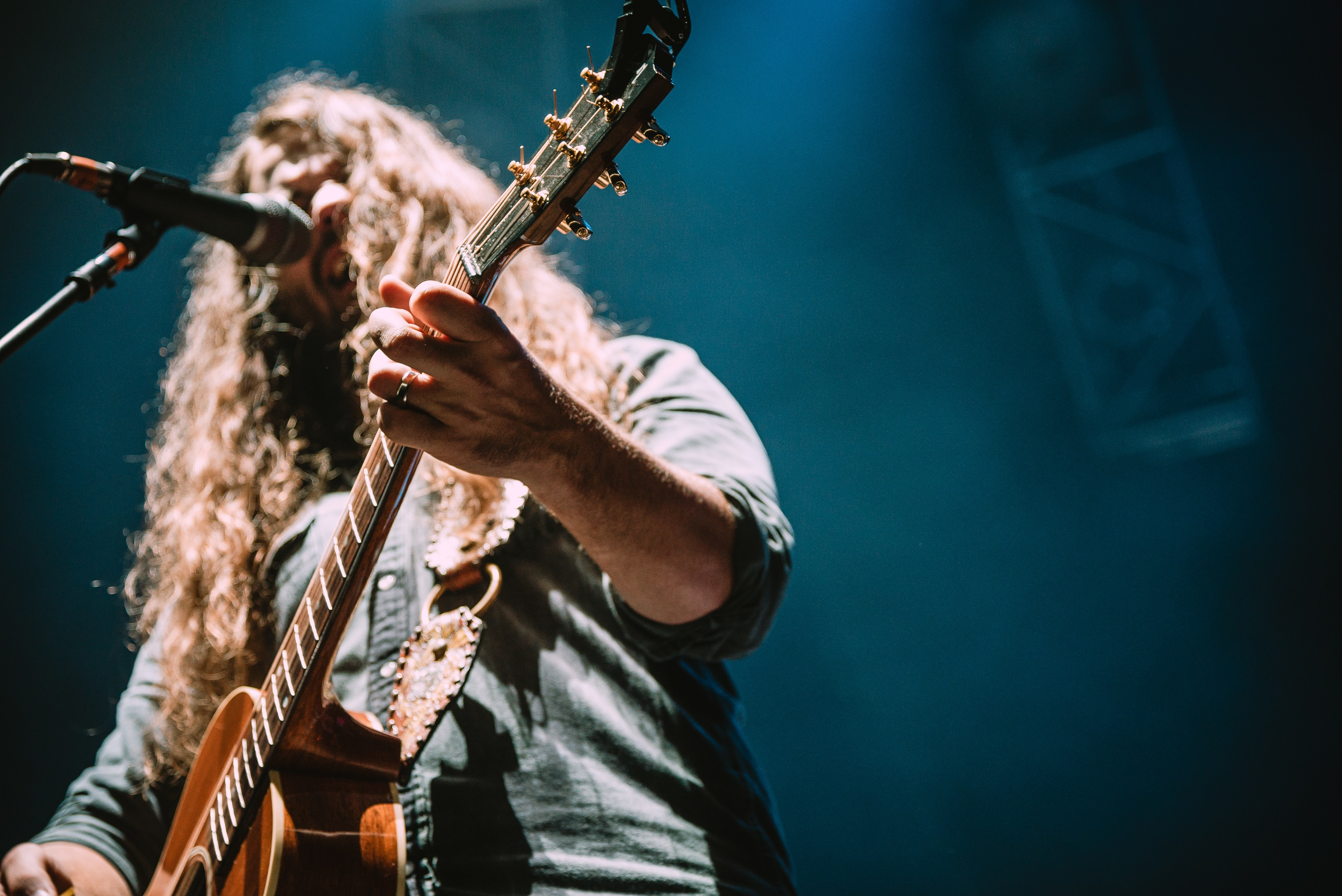 Brett Cobb; Photo credit: Andrew Wendowski/Sounds Like Nashville