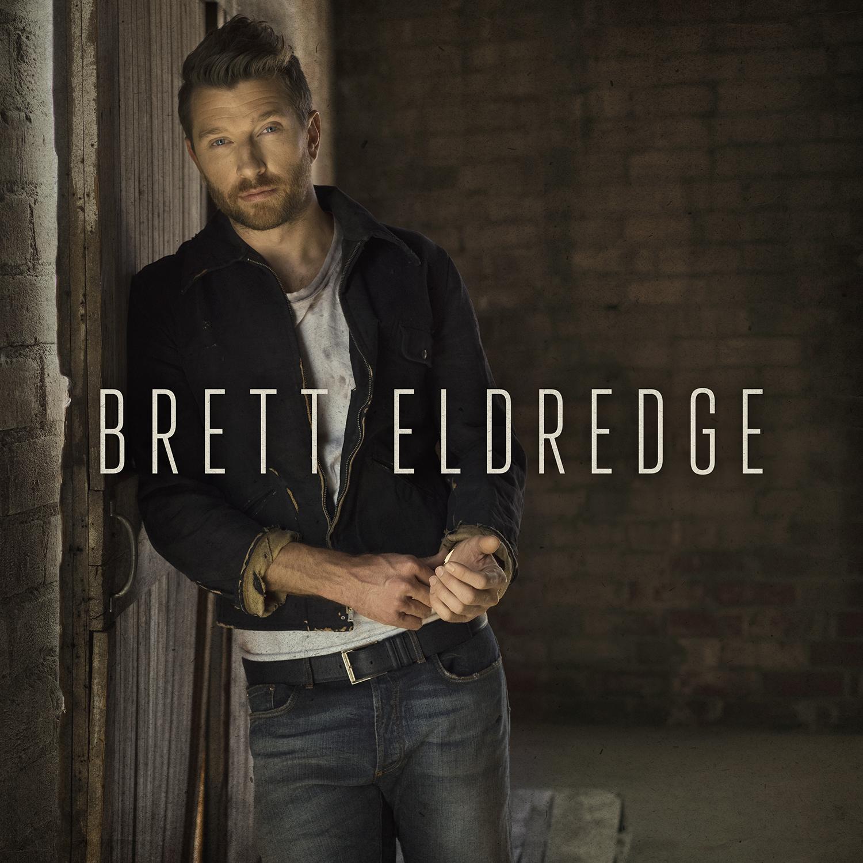 Brett Eldredge; Cover art courtesy Warner Music Nashville