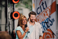 Brett Eldredge Celebrates No. 1 Album on 'Today' Show
