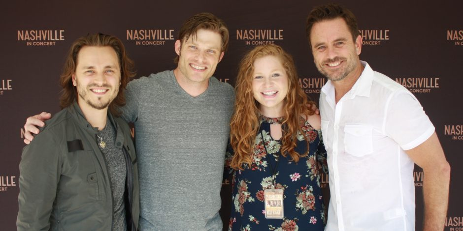 Charles Esten Surprises Cancer Survivor With 'Nashville' VIP Experience