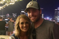 Carrie Underwood Posts Sweet Send-Off Message to Mike Fisher