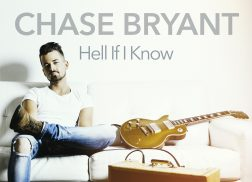 Listen to Chase Bryant's Uptempo Track, 'Hell If I Know'