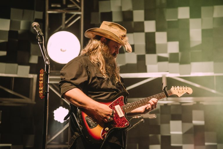 Chris Stapleton Couldn't Refuse the Offer to Record Elton John's 'I Want Love'