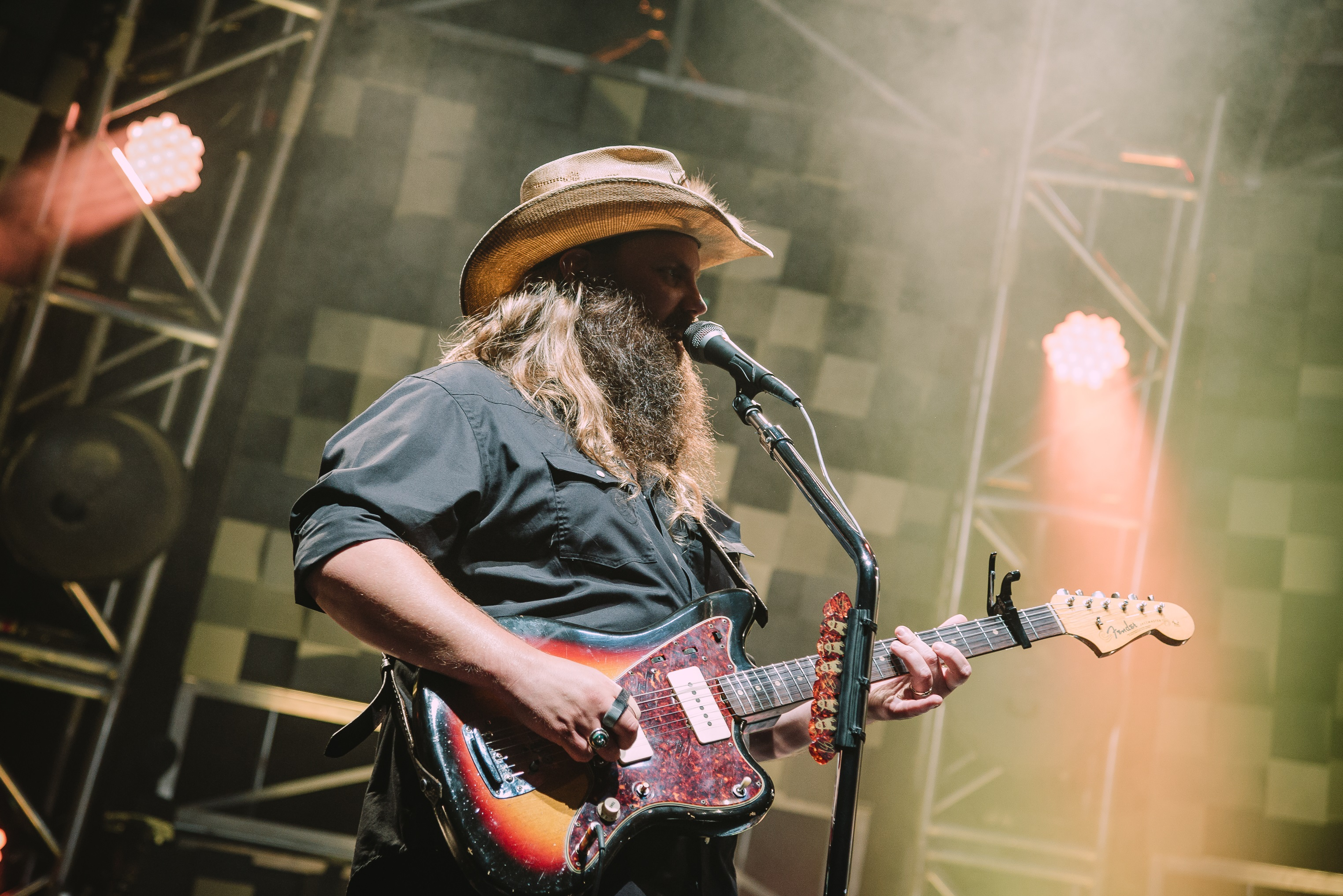 Chris Stapleton; Photo credit: Andrew Wendowski/Sounds Like Nashville