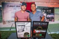 Dustin Lynch Unveils New Sound at 'Current Mood' Album Listening Party