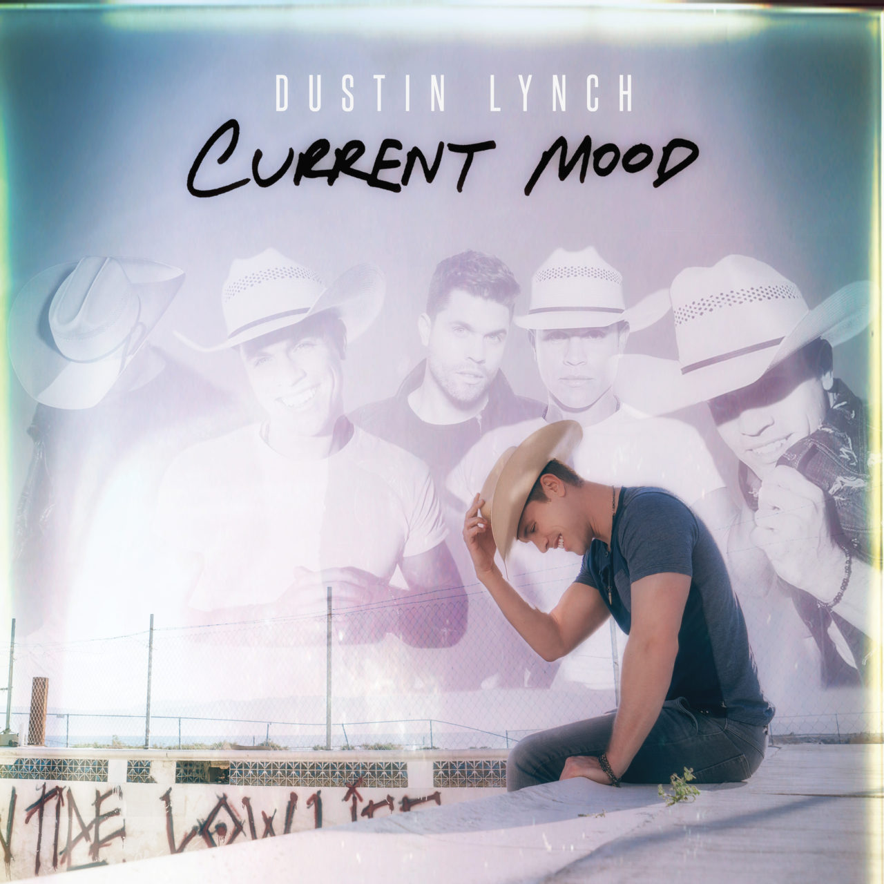 Dustin Lynch - Current Mood; Courtesy of Broken Bow Records