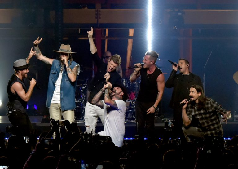 The Backstreet Boys on Teaching Florida Georgia Line to Dance: 'One of the Highlights of My Career'