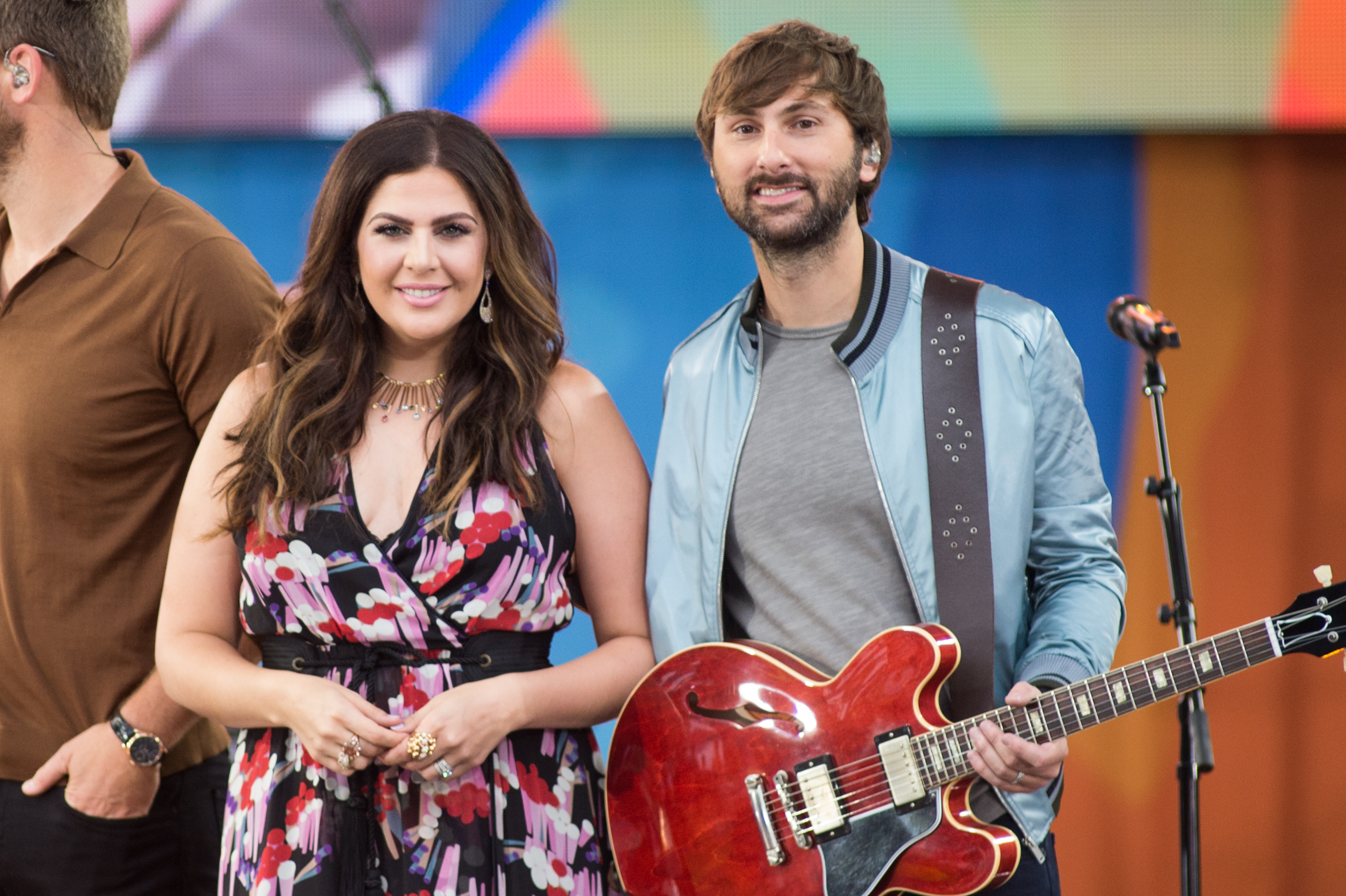 Lady Antebellum members Hillary Scott, Dave Haywood expanding their families