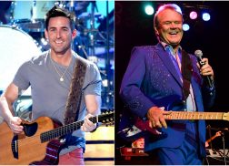 Jake Owen Honors the Late Glen Campbell with Profound Cover of 'Wichita Lineman'