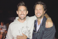 Jake Owen, Luke Bryan, and Dierks Bentley Enjoy Bro Trip in the Great Outdoors