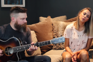 Exclusive: Jana Kramer Covers 'Cowboy Take Me Away' for TBT Cover Series