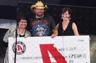 Jason Aldean Raises Over $700k for Hometown Children's Hospital