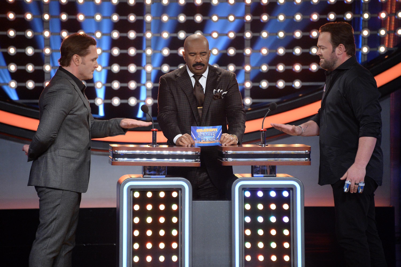 Jerrod Niemann Promises Chaos During 'Celebrity Family Feud' Battle Against Lee Brice