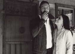Kacey Musgraves and Ruston Kelly Tie the Knot