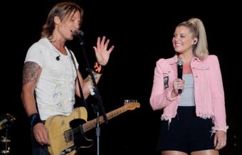 Keith Urban and Lauren Alaina Sing 'We Were Us'