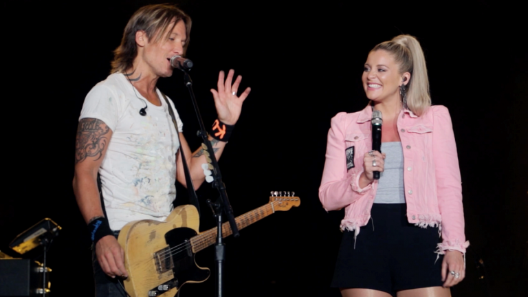 Keith Urban Invites Lauren Alaina on Stage for 'We Were Us' Duet