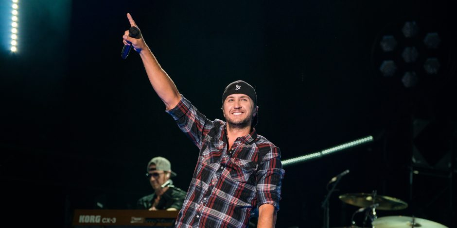 Luke Bryan Adds Adam Craig, The Peach Pickers, & Jon Langston to Farm Tour 2017