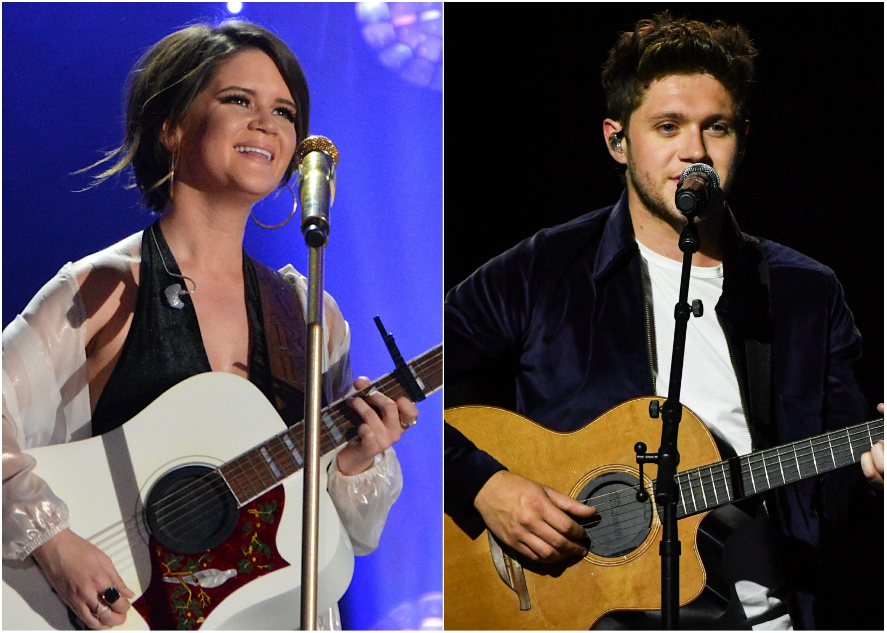 Niall Horan debuts duet with stunning country music star