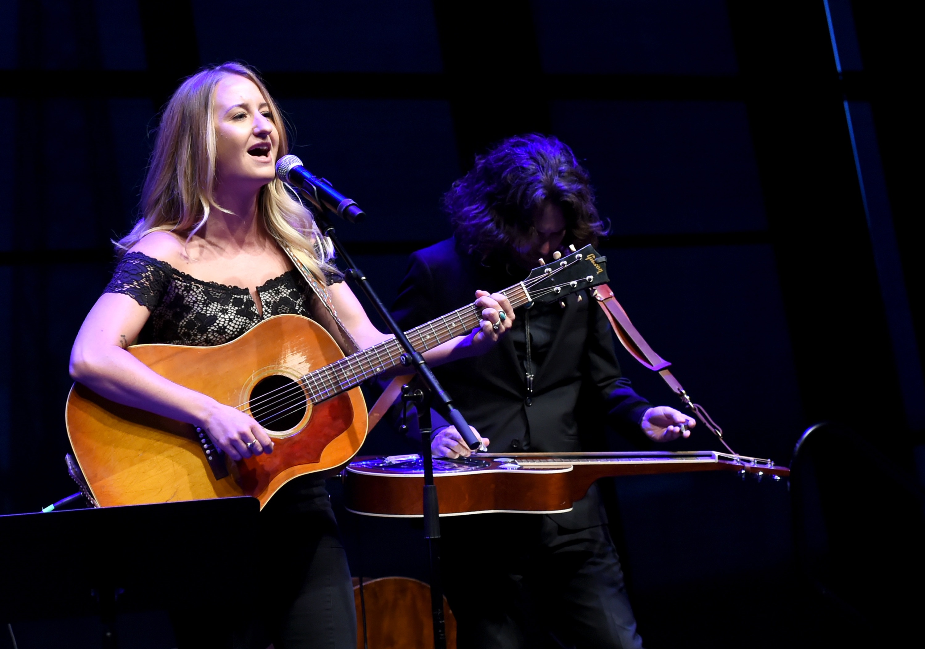 Margo Price; Photo by Rick Diamond/Getty Images for Country Music Hall Of Fame & Museum