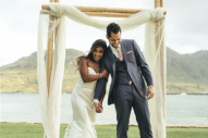 Mickey Guyton Says 'I Do' in Intimate Hawaiian Wedding