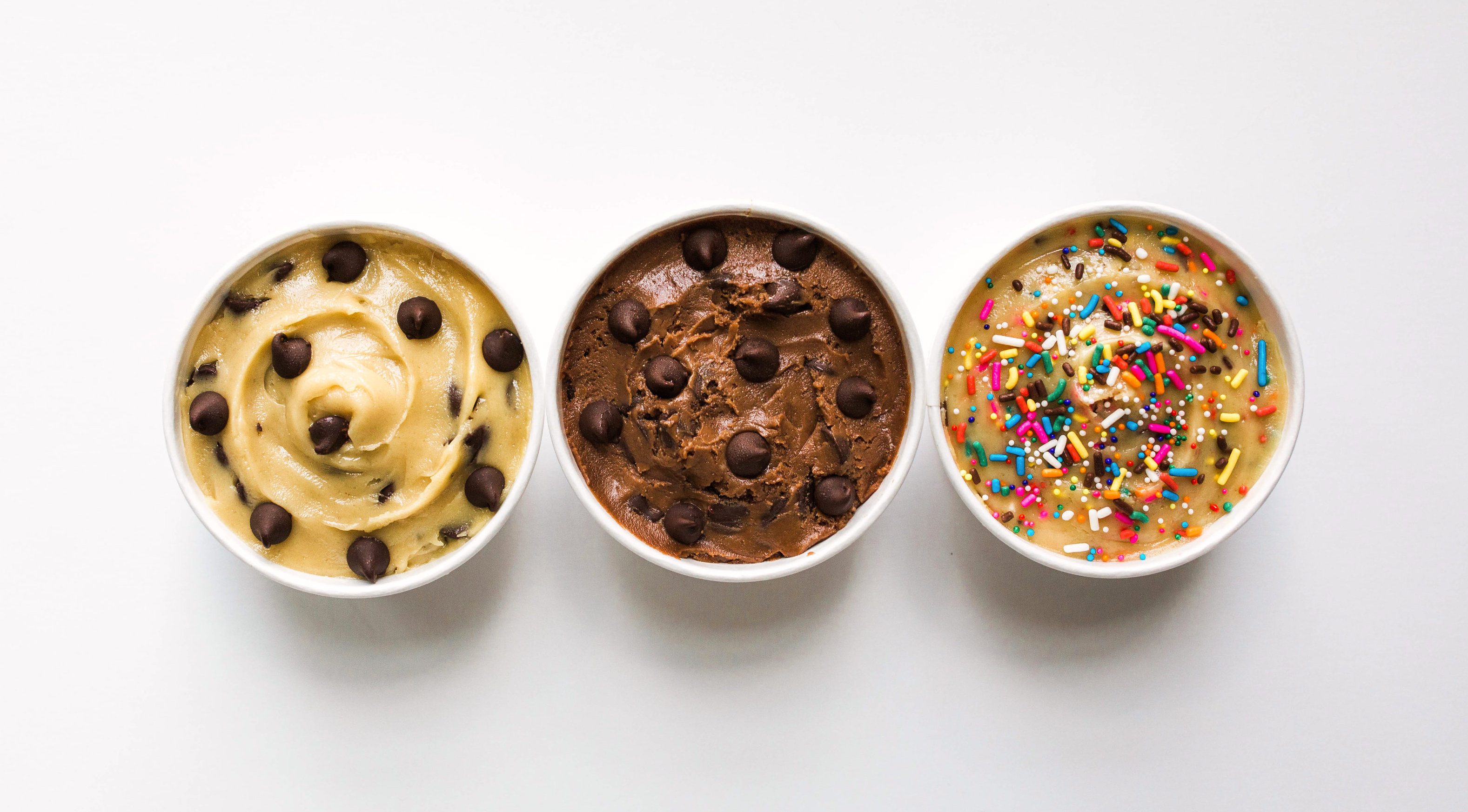 KB in the City: No Baked Cookie Dough