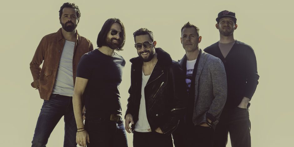 Old Dominion Locks In New Leg of the Happy Endings Tour