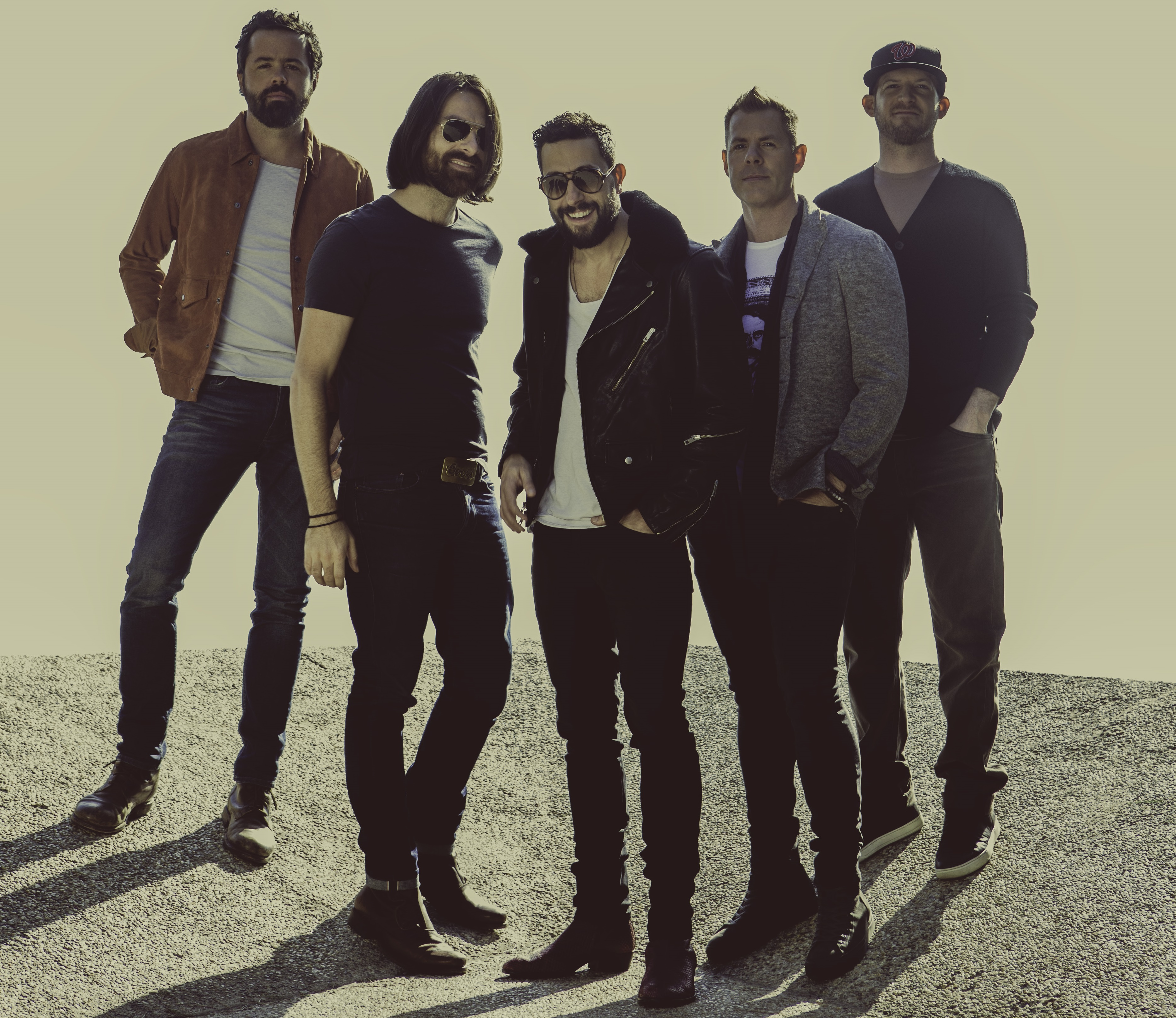 WIN a Copy of Old Dominion's New Album, 'Happy Endings'