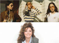 Indie Trio HAIM Covers Shania Twain's 'That Don't Impress Me Much'