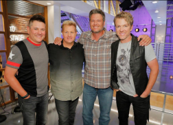 Blake Shelton Invites Rascal Flatts to Mentor His Team on 'The Voice'