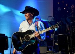George Strait, Chris Stapleton Pay Tribute To Jerry Lee Lewis on Skyville Live