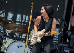 Aubrie Sellers Mocks Pop Culture in Cinematic Video for 'Magazines'