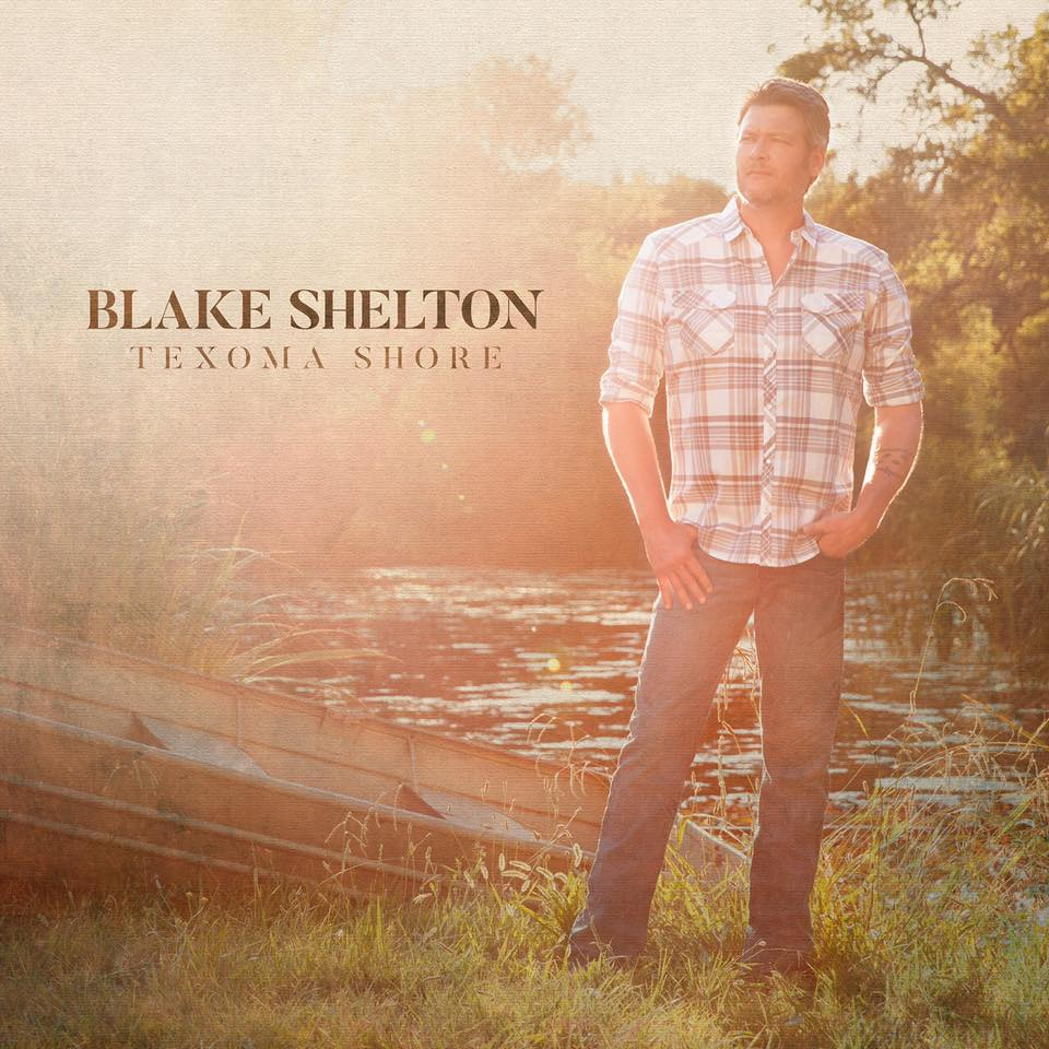 Blake Shelton Earn Sixth Career No. 1 Album with 'Texoma Shore'