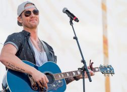 Brett Young 'Feels Awesome' About Headlining His Caliville Tour